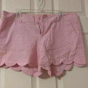 Lilly Pulitzer Buttercup Shorts Size 12 ECU